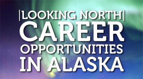 Alaska Careers Infographic
